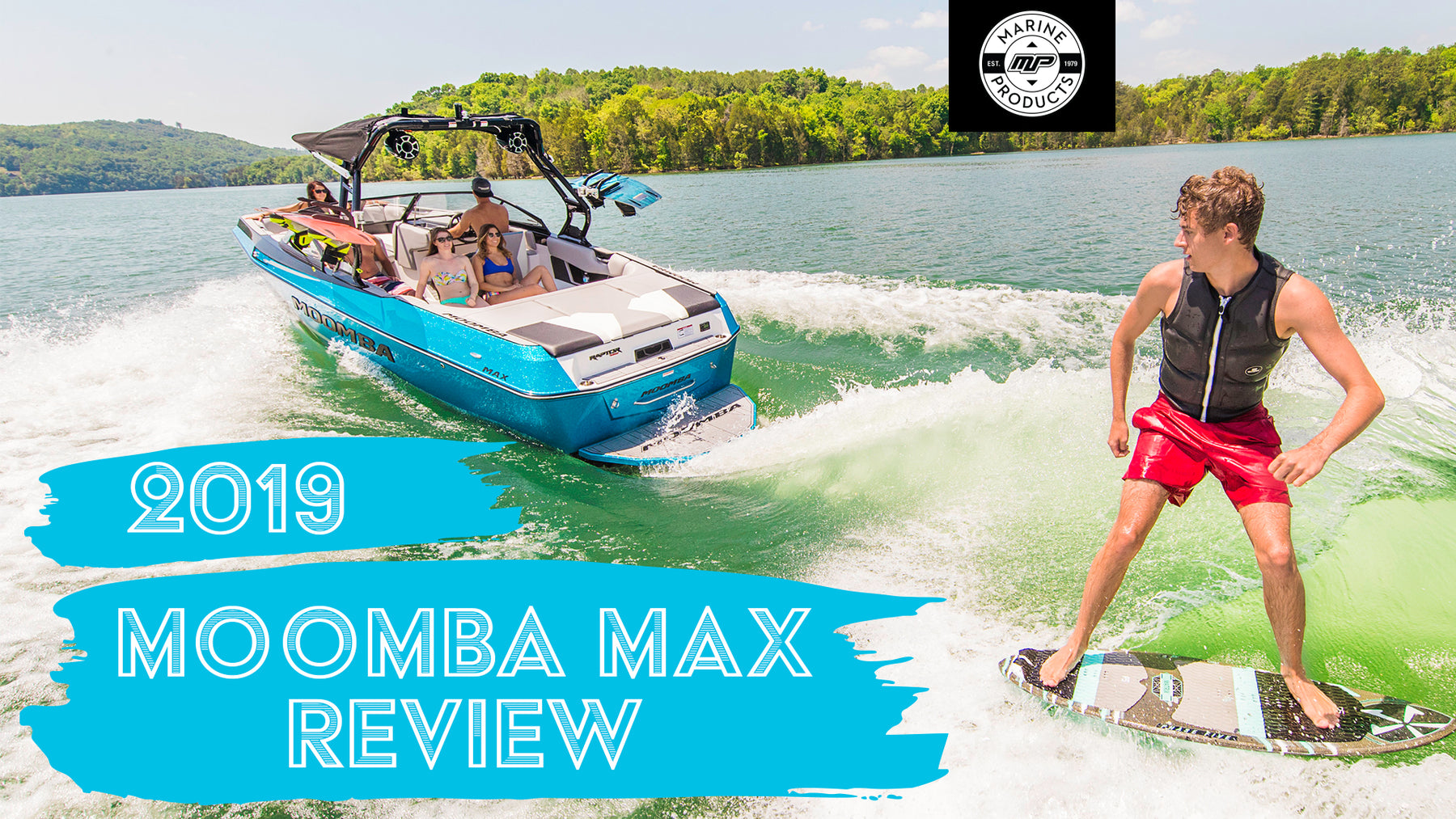 2019 Moomba Max Walkthrough & Review