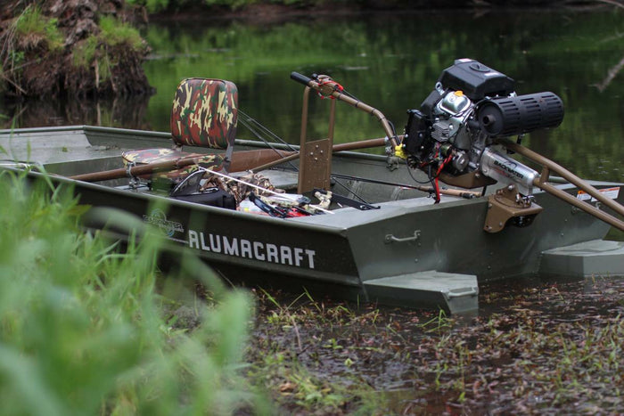 Choosing the Right Motor For Your Alumacraft Jon Boat