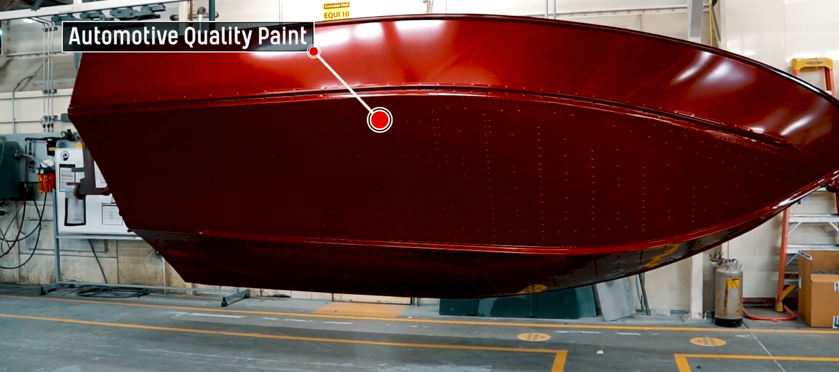 Automotive Quality Paint