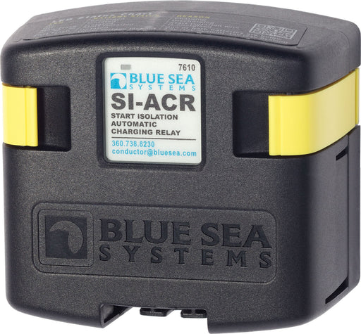 Blue Sea SI Series Automatic Charging Relay 7610