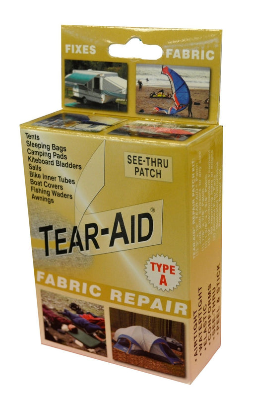 Tear-Aid All Fabric Repair Tape Type A A-001