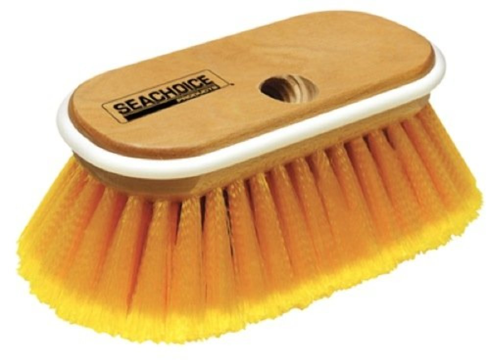 "Seachoice Deck Brush 6"" Soft 50-90591"