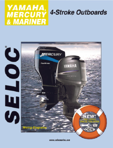 Seloc Manual Mercury O/B 2005-2011 1422