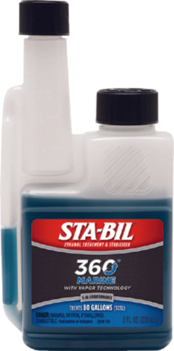 Sta-Bil Marine Ethanol Treatment 8oz 22239