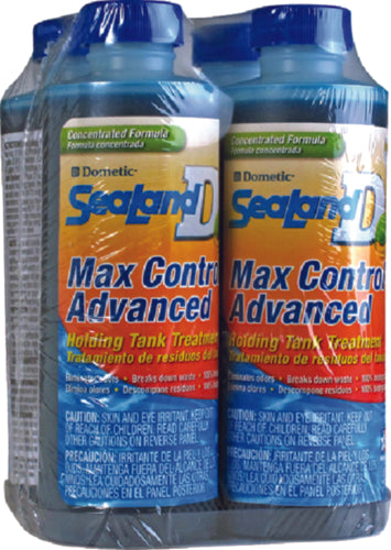 Sealand Max Control Advanced Tank Treatment 8oz/4-Pak 379700029