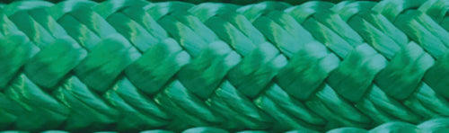 "Seadog Fender Line Dbl Braided 3/8""x6ft Green Pr 302110006GN-1"
