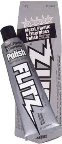 Flitz Mothers Polish Paste 5.29oz BU03515