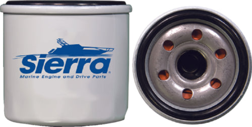 Sierra Oil Filter 4-Stroke O/B Evinrude Johnson & Suzuki 18-7897