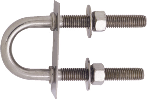 "Attwood Bow Eye U-Bolt 1/2"" S/S 3392-3"