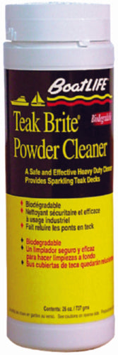BoatLIFE Teak Brite Powder Cleaner 26oz 1085