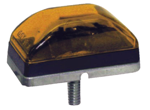 Anderson Clearance/Side Marker Light Amber E151A