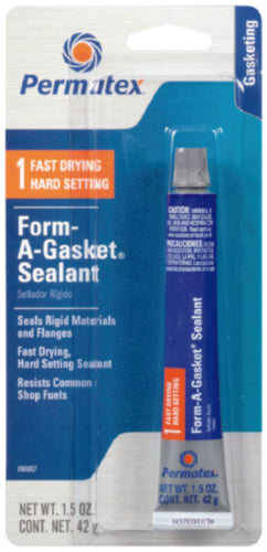 Permatex Form-A-Gasket Sealant 1.5oz 80007