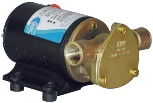 Jabsco Water Puppy Pump 6.3gpm 18660-0123