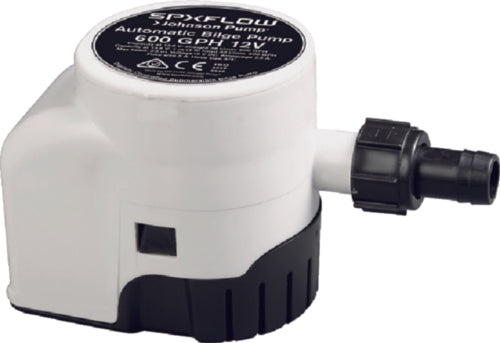 Johnson Ultima Auto Bilge Pump 600gph 32-47258-003