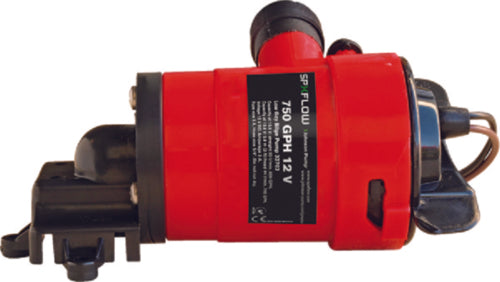 Johnson Low Boy Bilge Pump 750gph 33703