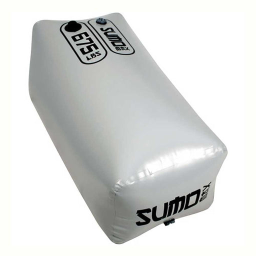 Straightline Sumo Max 675 pounds. Wedge Bag Grey (2018)