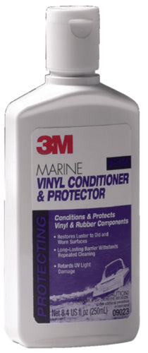 3M Vinyl Conditioner Plus Protector 8oz 09023