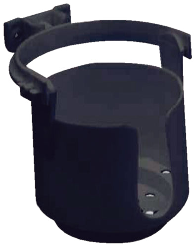 "Attwood Drink Holder 4"" Black 11635-4"