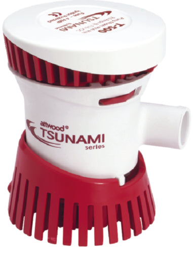 Attwood Tsunami Bilge Cartridge Pump 500gph 4606-7