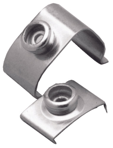"Taylor Windshield Clips 3/4"" Trim S/S 4-Pak 1348"