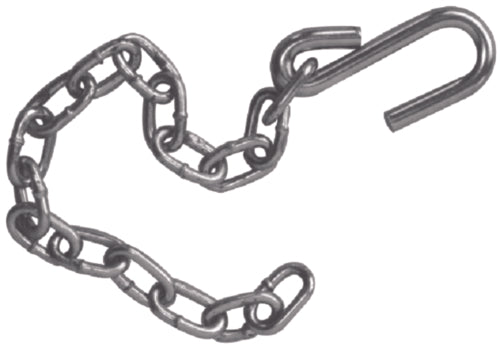 "Tie Down Bow Safety Chain 3/16""x12 Links 81201"
