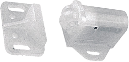 "Seadog Door Roller Catch 1-3/8"" White -227108-1"