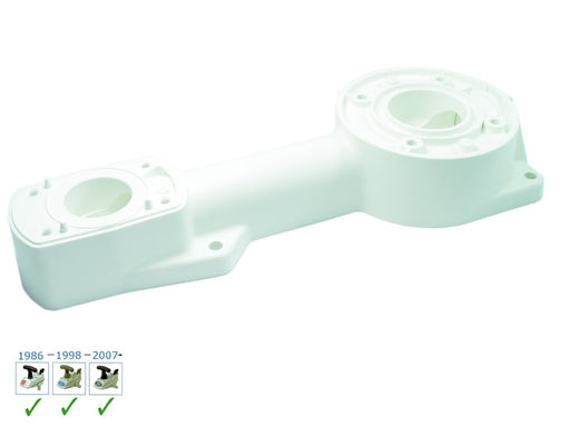 Jabsco Toilet Base Only 29041-1000