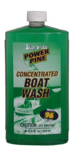 Starbrite Boat Wash-Power Pine 32oz 93732