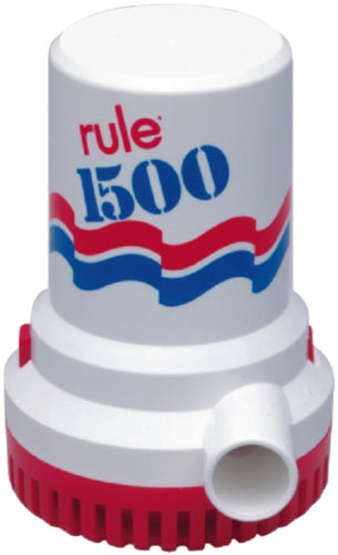 Rule Bilge Pump 1500gph 02