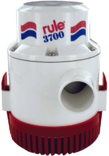 Rule Bilge Pump 3700gph 14A