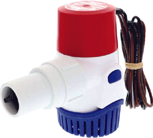 Rule Auto Bilge Pump 500gph 25SA