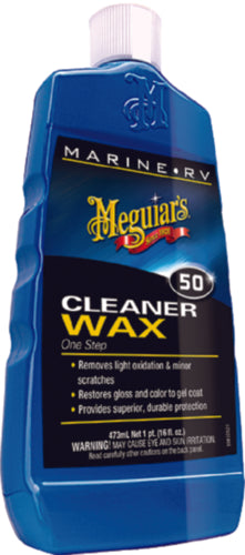 Meguiars One-Step Cleaner/Wax Pt M5016