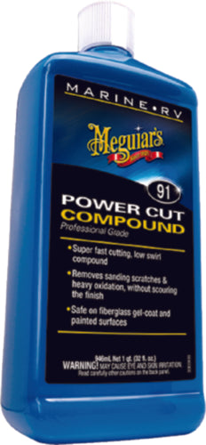 Meguiars Power Cut Compound Qt M9132
