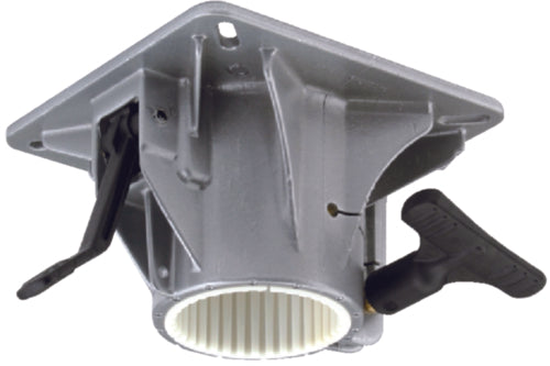 "Garelick Ribbed Seat Swivel Mnt 2-7/8"" 99026"