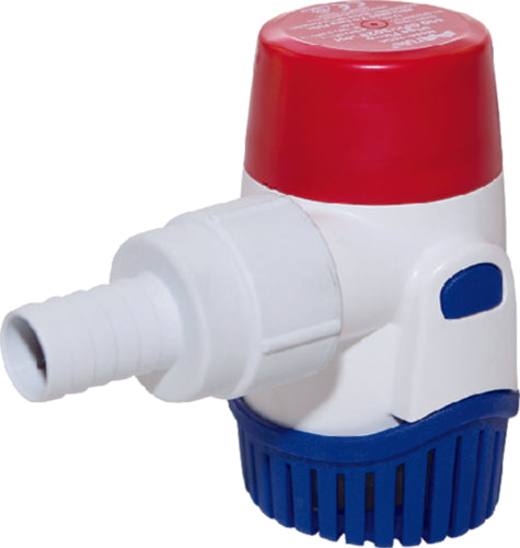 Rule Submersible Bilge Pump Round 800gph 20DA