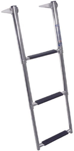 Windline Telescoping Ladder Over Platform 3-Step TDL-3X