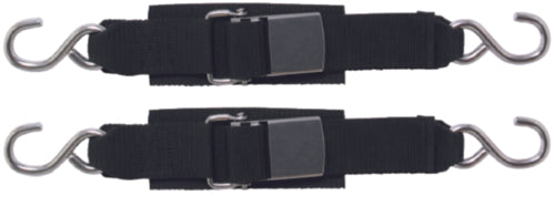 BoatBuckle Kwik-Lok Transom Tie Down 2''x4ft Pr F12066