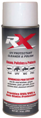 Hardline UV Protector, Cleaner & Polish 14oz RX