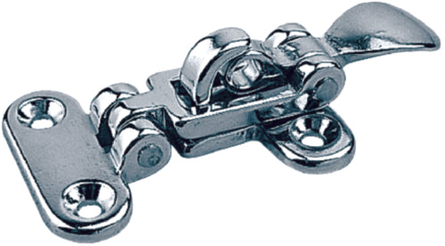 "Seadog Anti-Rattle Hatch Fastener 4-1/2"" Chrome 222110-1"