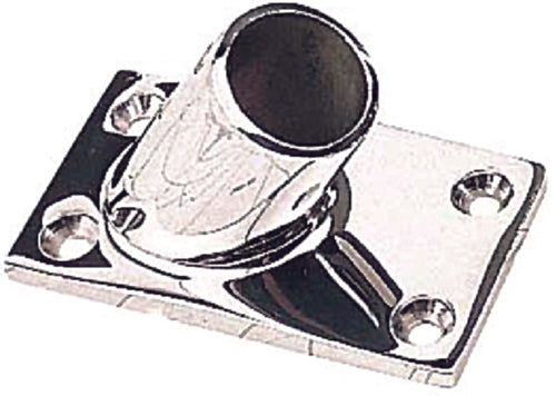 "Seadog Rail Fitting Rectangular 60' 7/8"" S/S 281600-1"