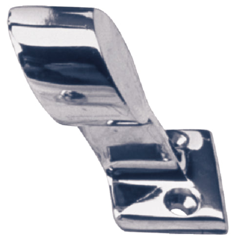 "Seadog Rail Fitting Forward 60' 7/8"" Chrome 286566-1"
