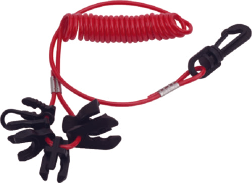 Seadog Kill Switch 7 Key Universal Lanyard 420495-1