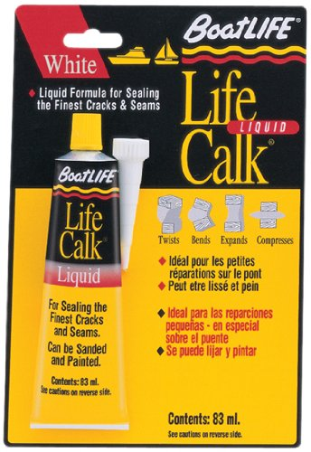 BoatLIFE Life-Calk Polysulfide Sealant White 2.8oz 1030