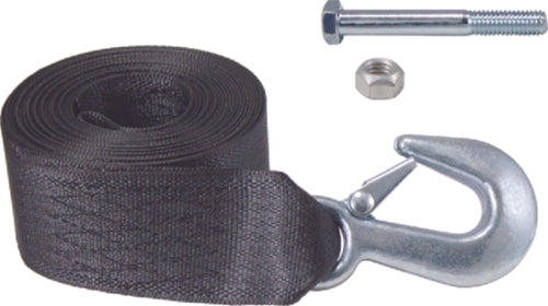 "Dutton-Lainson Winch Strap 2""x25ft 24248"