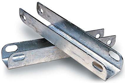 "Tie Down Bunk Bracket 9-1/2"" Pr 81225"
