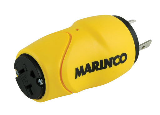 Marinco Shorepower EEL Straight Adapter S30-15