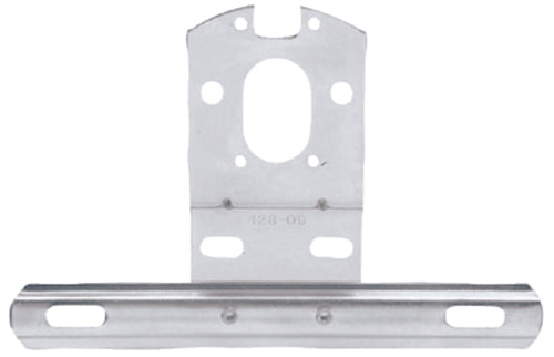 Anderson Trailer License Bracket Steel 428-09