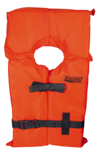 Seachoice Youth Life Jacket Type II 50-90lbs 50-85560
