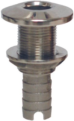 "Groco Thru-Hull Connector 1/2"" S/S HTH-500-S"