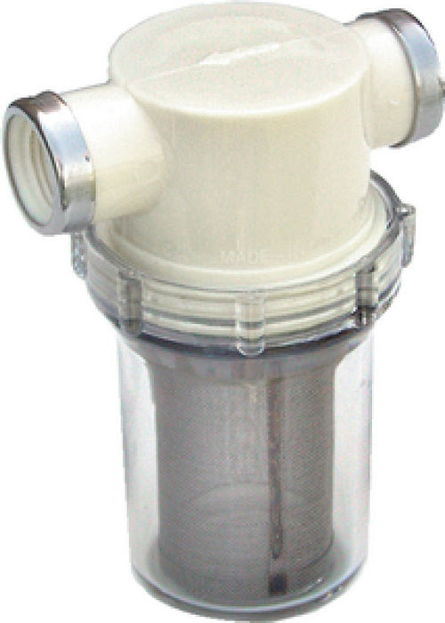 "Sherwood Sea Water Strainer 3/4"" 18001"